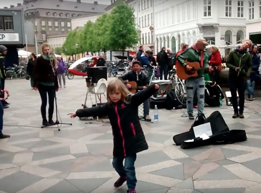 Copenhagen Street Music