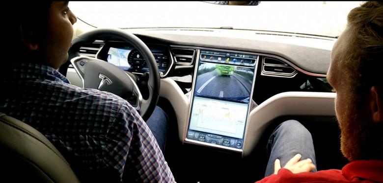 Tesla's Model S Experience